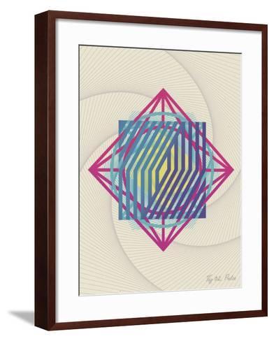 Pulse-Tom Frazier-Framed Art Print