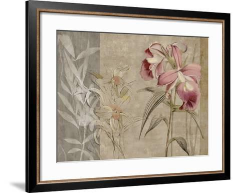 Java II-Emma Hill-Framed Art Print