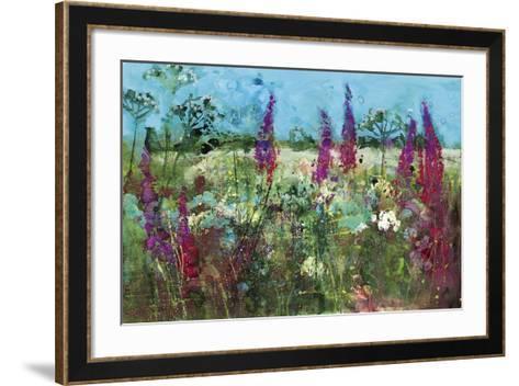 Long Acre-Ann Oram-Framed Art Print