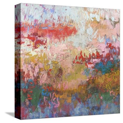 All Consuming-Amy Donaldson-Stretched Canvas Print