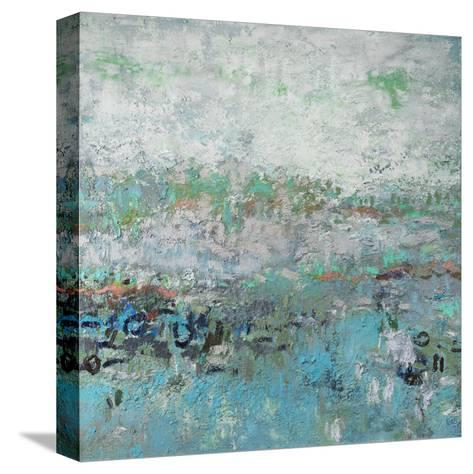 Endearing-Amy Donaldson-Stretched Canvas Print
