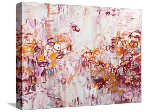 Game Changer-Amy Donaldson-Stretched Canvas Print