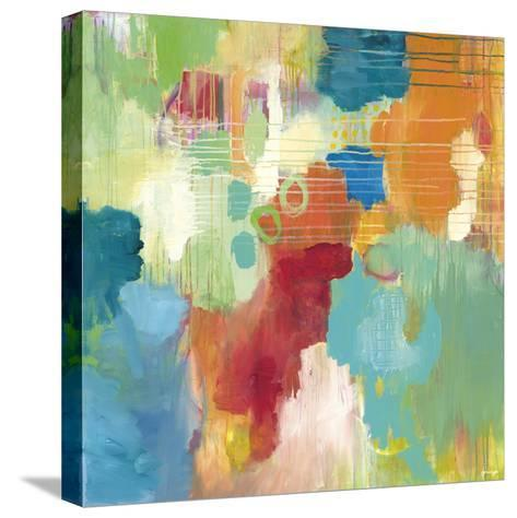 Every Stroke-Lesley Grainger-Stretched Canvas Print