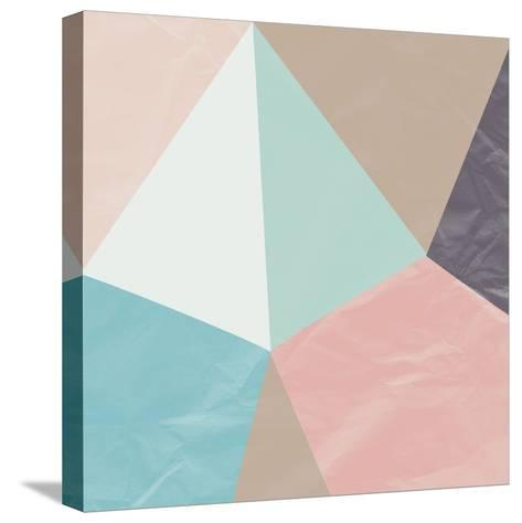 Geo Abstract I-Philip Brown-Stretched Canvas Print
