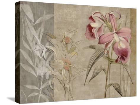 Java II-Emma Hill-Stretched Canvas Print