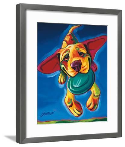 Air Force One-Ron Burns-Framed Art Print