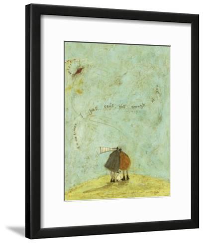 I Just Can't Get Enough of You-Sam Toft-Framed Art Print
