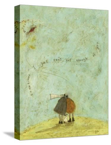 I Just Can't Get Enough of You-Sam Toft-Stretched Canvas Print