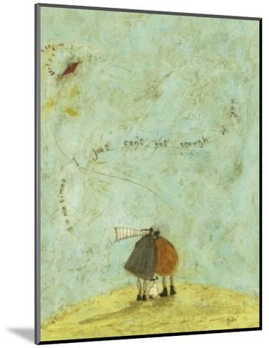 I Just Can't Get Enough of You-Sam Toft-Mounted Art Print