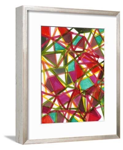 Prismatic I-Jodi Fuchs-Framed Art Print