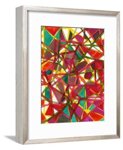 Prismatic II-Jodi Fuchs-Framed Art Print