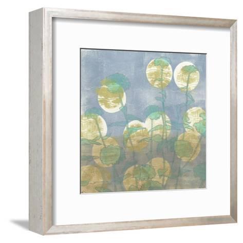 Spotlight Floral II-Megan Meagher-Framed Art Print