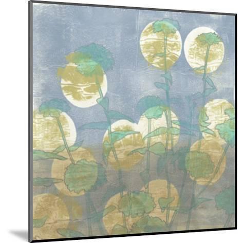 Spotlight Floral II-Megan Meagher-Mounted Art Print