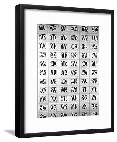 Reflections of NYC VI-Jeff Pica-Framed Art Print
