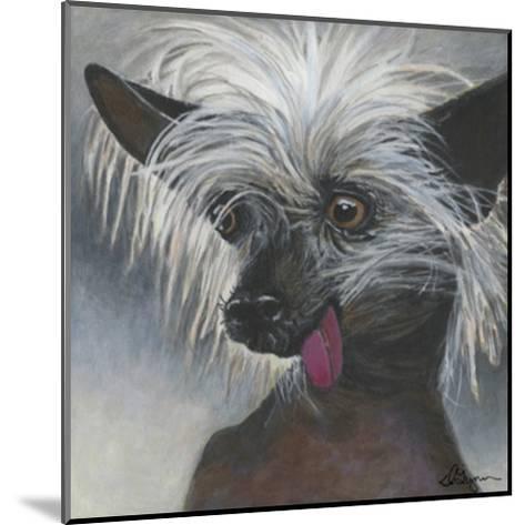 Dlynn's Dogs - Poe-Dlynn Roll-Mounted Art Print