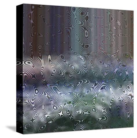 Waterfall I-Danielle Harrington-Stretched Canvas Print