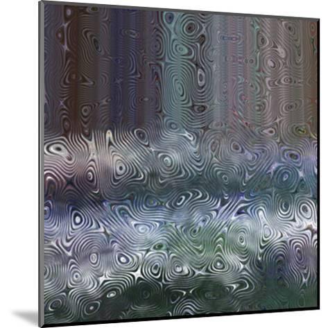 Waterfall I-Danielle Harrington-Mounted Art Print