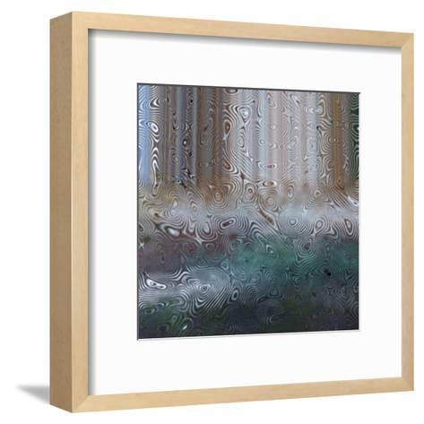 Waterfall II-Danielle Harrington-Framed Art Print