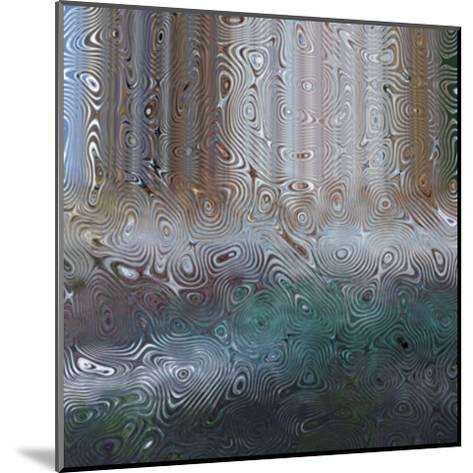 Waterfall II-Danielle Harrington-Mounted Art Print