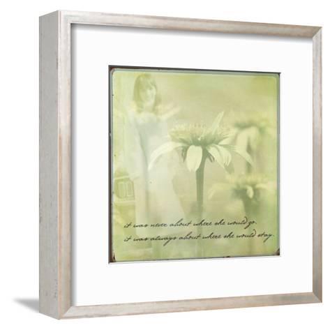 She II-Jennifer Jorgensen-Framed Art Print