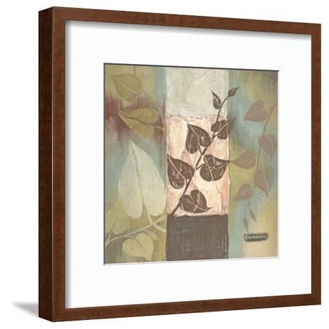 Clover Tile II-Wendy Russell-Framed Art Print