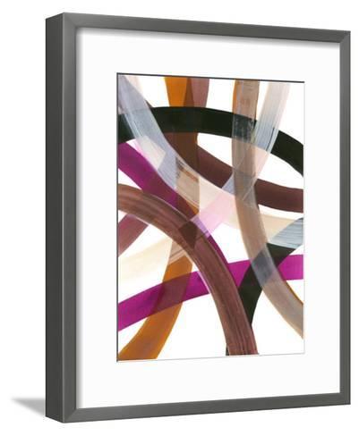 Infinite Path I-Jodi Fuchs-Framed Art Print