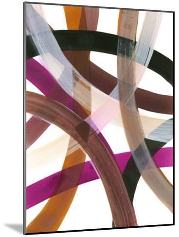 Infinite Path I-Jodi Fuchs-Mounted Art Print
