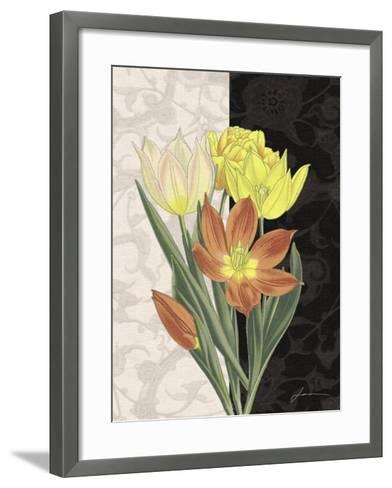 Centerpiece II-James Burghardt-Framed Art Print