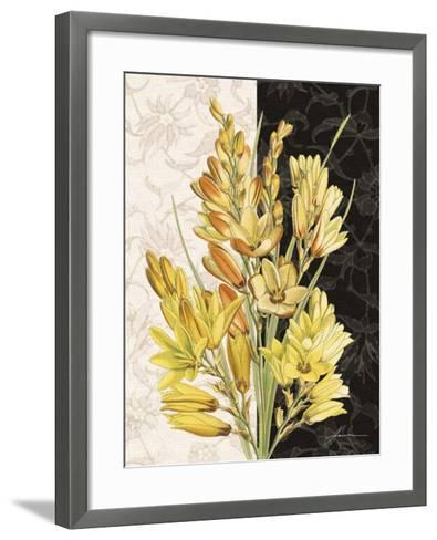 Centerpiece IV-James Burghardt-Framed Art Print