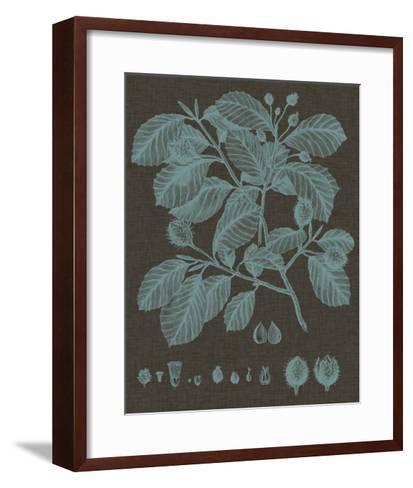 Shimmering Leaves III-Vision Studio-Framed Art Print