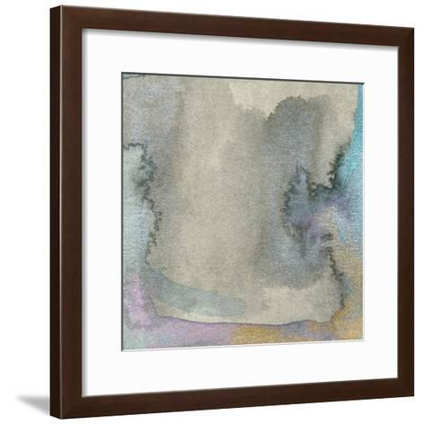 Frosted Glass III-Alicia Ludwig-Framed Art Print