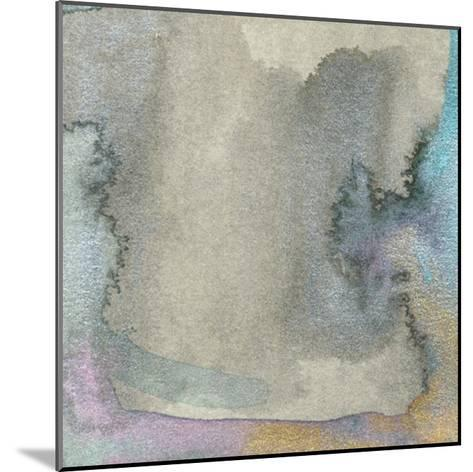 Frosted Glass III-Alicia Ludwig-Mounted Giclee Print