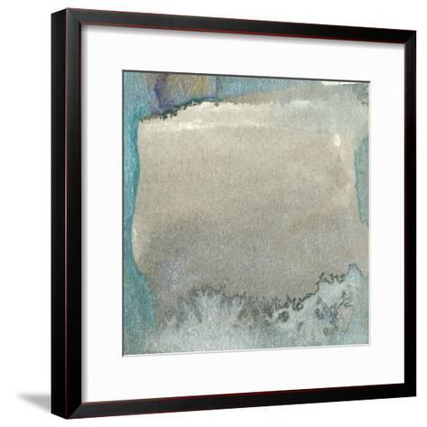 Frosted Glass IV-Alicia Ludwig-Framed Art Print