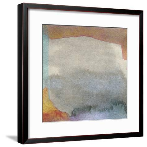 Frosted Glass V-Alicia Ludwig-Framed Art Print