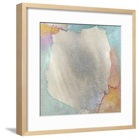 Frosted Glass VI-Alicia Ludwig-Framed Art Print