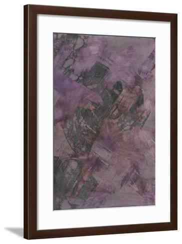 Haze II-Charles McMullen-Framed Art Print