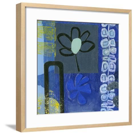Smile III-Deborah Velasquez-Framed Art Print