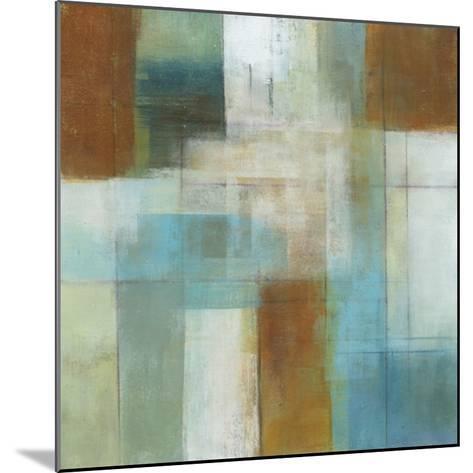 Lake Blue Essence I-W^ Green-Aldridge-Mounted Giclee Print