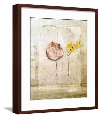 Herbarium II-Ingrid Blixt-Framed Art Print