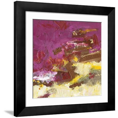 Walk me Through It-Janet Bothne-Framed Art Print