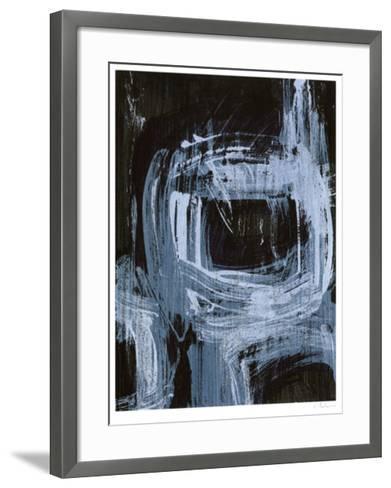 Sapphire Windows II-Charles McMullen-Framed Art Print