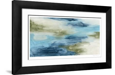 Ocean Flow II-Megan Meagher-Framed Art Print