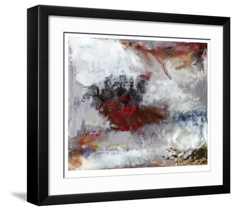 Sinatra's Song II-Ferdos Maleki-Framed Art Print