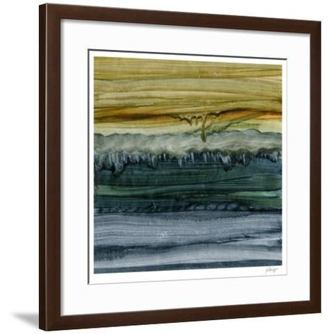Merging I-Ethan Harper-Framed Art Print