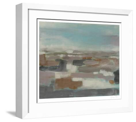 Sky Field II-Jennifer Goldberger-Framed Art Print