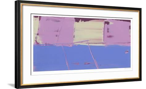 Flight II-Sharon Gordon-Framed Art Print