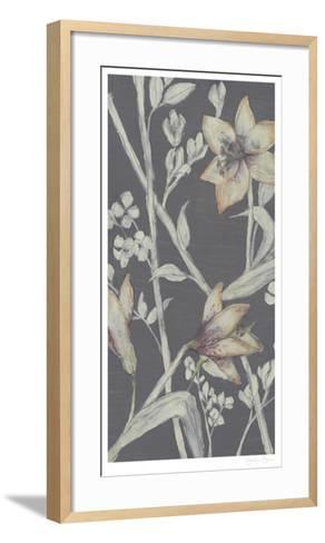 Deconstructed Bouquet I-Jennifer Goldberger-Framed Art Print