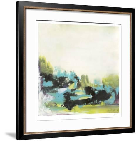 Revealing III-Ferdos Maleki-Framed Art Print