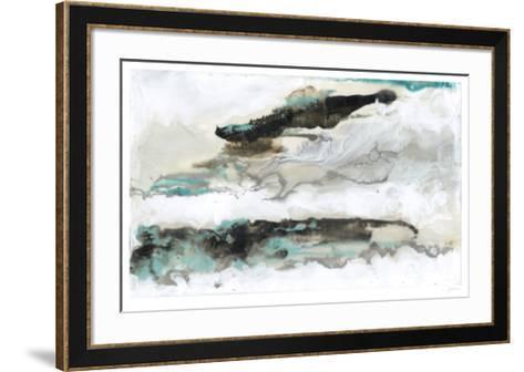 Revealing I-Ferdos Maleki-Framed Art Print