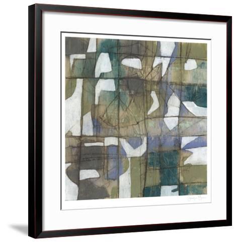Arbitrary Selection II-Jennifer Goldberger-Framed Art Print